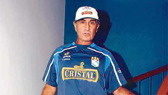 Oblitas se retirará como técnico en diciembre y luego se preparará para asumir presidencia de Sporting Cristal