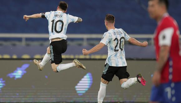 Lionel Messi es el máximo goleador de la Selección Argentina en competiciones oficiales. (Foto: EFE)