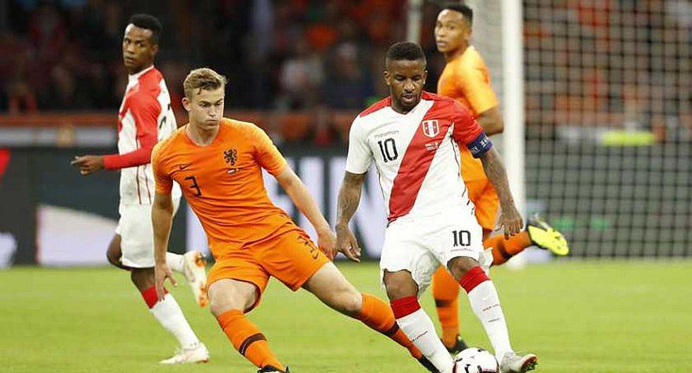 Jugó contra Perú y llegaría a Juventus por 40 millones de euros