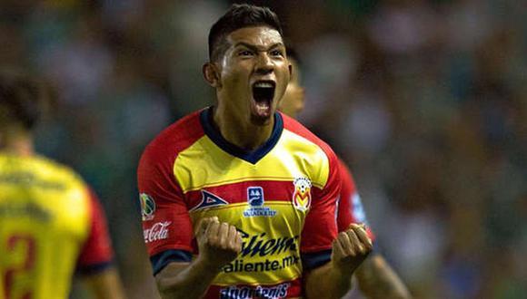 Edison Flores está en Washington para firmar por DC United y será anunciado esta semana