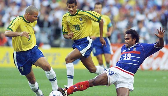 Ronaldo se enfermó antes de la final Brasil vs. Francia. (Foto: AFP)