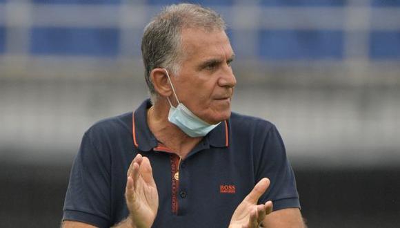 Carlos Queiroz se mostró confiado en la recuperación de Colombia. (Foto: AFP)