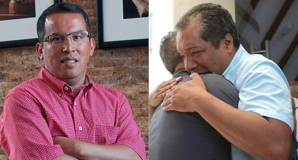 "Alan Diez a Daniel Peredo: ""Guárdame sitio porque ya voy"" [VIDEO]"