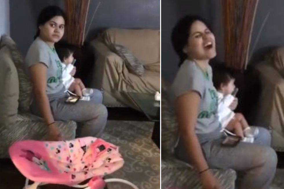 La joven causó múltiples carcajadas en los usuarios de la red social. (YouTube: Tips y variedades Tlaxcala)