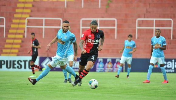 Melgar recibió a Sporting Cristal, por la tercera jornada del Torneo Apertura de la Liga 1. (Foto: Alan Mayta)