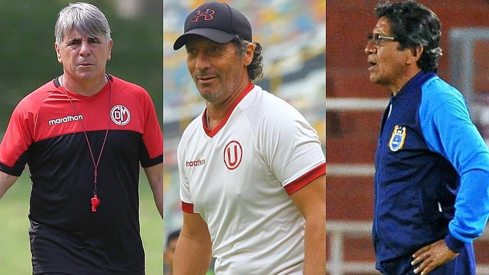 Universitario   Pedro Troglio y cinco técnicos que suenan para reemplazar a Nicolás Córdova   FOTOS