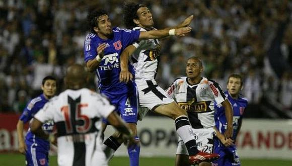 Ex Alianza se cobró su revancha ante la U de Chile en la Libertadores