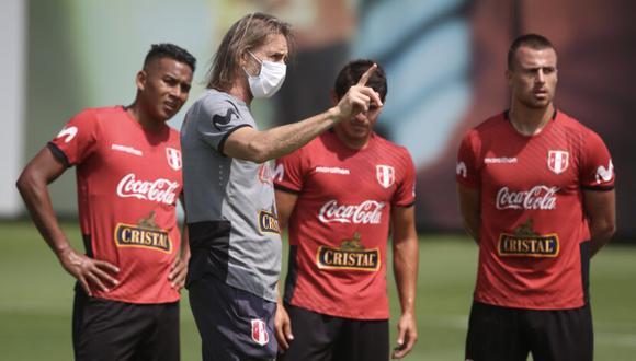 La selección peruana suspendió el tercer microciclo de entrenamientos. (Foto: @SeleccionPeru)