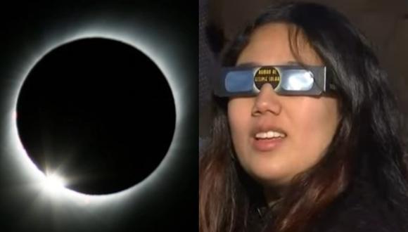 Varios científicos han advertido lo que puede causar si vemos sin protección el Eclipse Total de Sol 2020