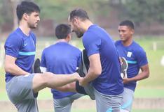 Barcos y Lacerda empezaron a trabajar con el resto del plantel de Alianza Lima | VIDEO