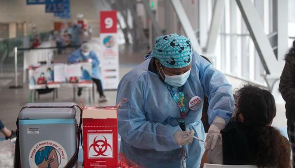 El martes 26 de julio se reiniciará la vacunación en todos los locales de Lima y Callao. (Foto: GEC/ Eduardo Cavero)