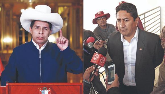 El presidente de la República le respondió al líder de Perú Libre, tras asegurar que no le darán el voto de confianza al Gabinete.
