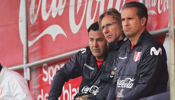 """Daniel Ahmed a EL BOCÓN: """"Gareca busca el desarrollo del fútbol peruano"""""""