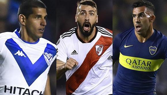 Superliga Argentina | River Plate y Boca Juniors empataron y así quedó la tabla de posiciones tras la fecha 5 | VIDEO