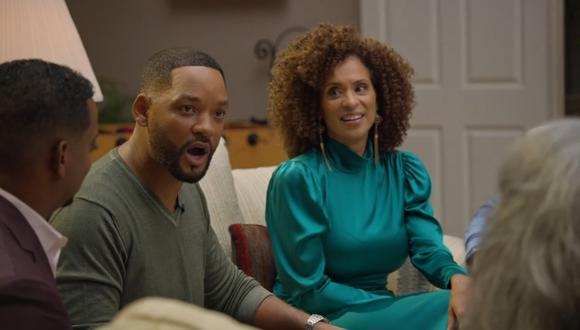 """""""El príncipe del rap"""": El episodio especial de reencuentro ya está en HBO Max. (Foto: HBO Max)."""