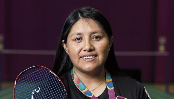 Entrevista Pilar Jauregui - Medallista de oro en Parabádmiton Lima 2019
