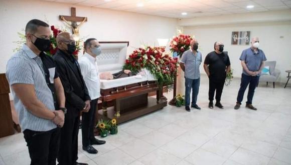 Cano Estremera murió el 28 de octubre a los 62 años. (Foto: @@Salsapalantepro)