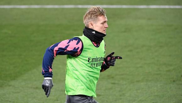 Martin Odegaard confirma que volverá a Real Madrid. (Foto: AFP)