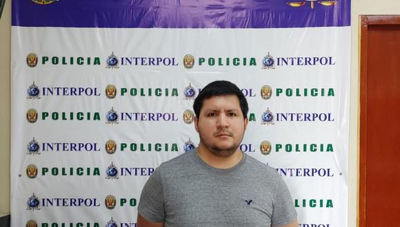 Roy Ríos, buscado por la justicia de Estados Unidos, fue capturado esta mañana en Magdalena del Mar.
