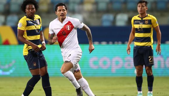 La selección peruana logró igualar el partido, tras ir 2-0 abajo en el marcador. (FOTO: Twitter - Selección peruana)