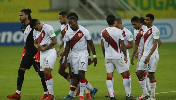 Perú sumó 4 puntos en la fecha triple. Venció a Venezuela y empató con Uruguay. (GEC)