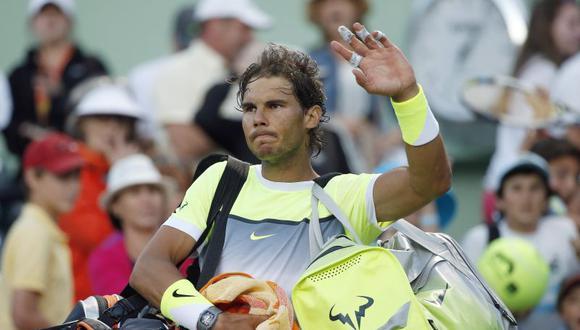 Fernando Verdasco sorprendió a Rafael Nadal en final del Masters de Miami