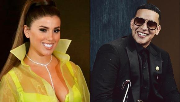 """Yahaira Plasencia contó que Daddy Yankee le dijo que era """"la dura del Perú""""  (Foto: Instagram)"""