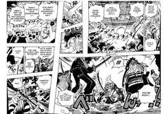 One Piece manga 987: La caída de Kaido y la llegada de los Mink