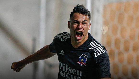 Colo Colo venció 4-2 a Melipilla por la fecha 14 del Campeonato Nacional de Chile.