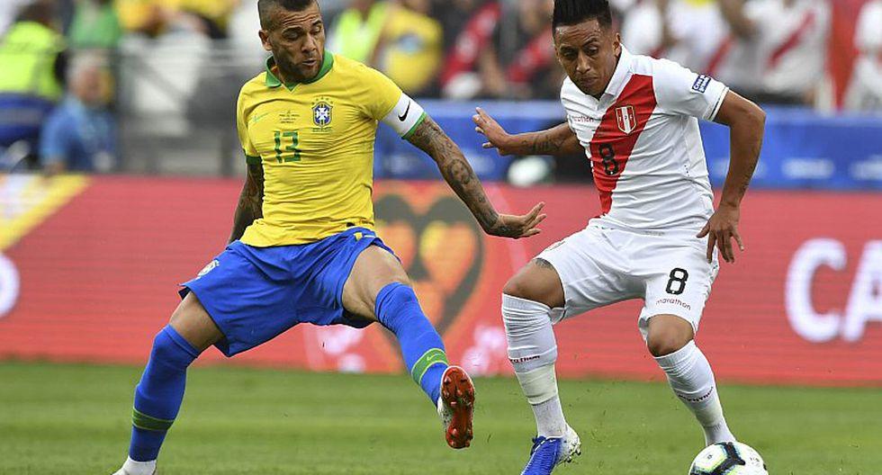 Perú contra Brasil desde los Ángeles, Estados Unidos por amistoso internacional FIFA
