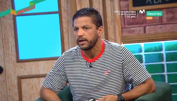 El periodista de Movistar Deportes le hace recordar a la selección peruana que el partido ante los 'charrúas' es una final.