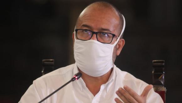El ministro de salud, Victor Zamora fue consultado sobre si la cuarentena podría ampliarse nuevamente a fines de junio
