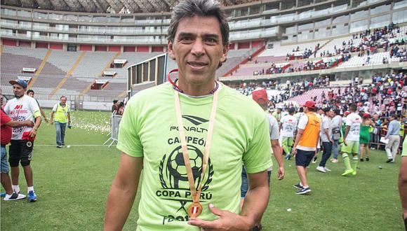 Juan Carlos Bazalar confirmó a través de sus redes sociales que tiene coronavirus. (Foto: archivo)