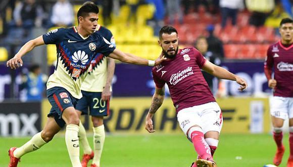 Monarcas Morelia vs. América EN VIVO en el debut de Edison Flores por la Liga MX