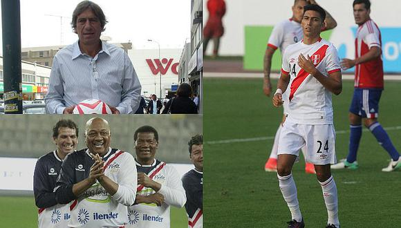 Selección peruana: Históricos le revientan cohetes a José Manzaneda