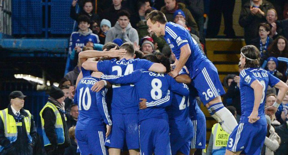 Chelsea Venci U00f3 A Hull City Con Goles De Diego Costa Y Eden