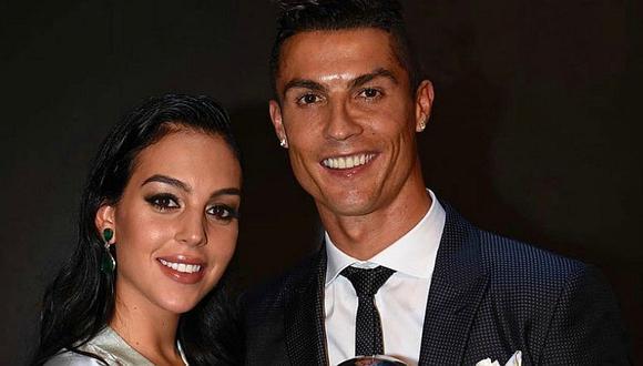 El regalo de Cristiano Ronaldo a Georgina que vale 700 mil euros [FOTO]