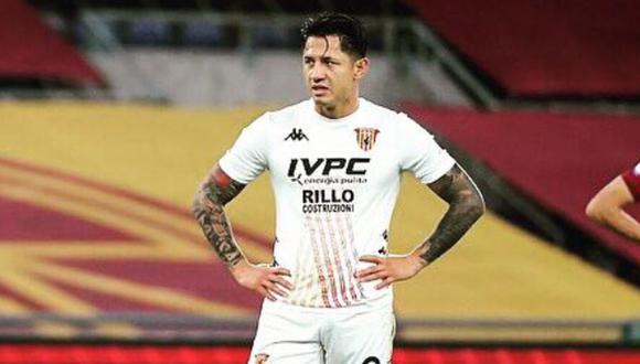 Davide Lapadula se refirió a la convocatoria de Gianluca y aclaró que el atacante del Benevento de la Serie A de Italia solo simpatiza por la selección peruana