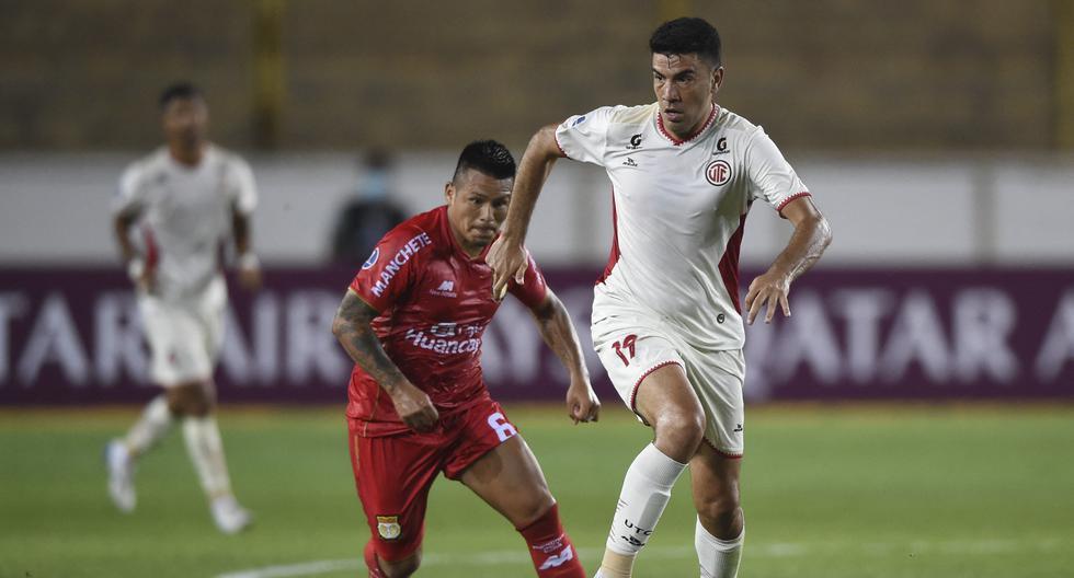 Sport Huancayo vs. UTC EN VIVO ONLINE vía DirecTV Sports por la Copa Sudamericana 2021