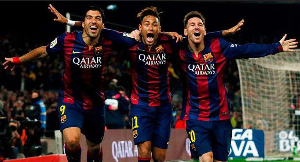 Barcelona: la reacción de la 'MSN' al adiós de Luis Enrique [FOTOS]