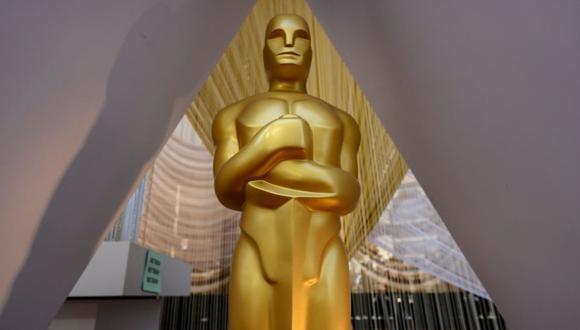 Además, para la gala de los Premios Oscar 2021 se utilizarán varias localidades, entre ellas el famoso Dolby Theatre en Los Ángeles. (Foto: Eric Baradat / AFP)