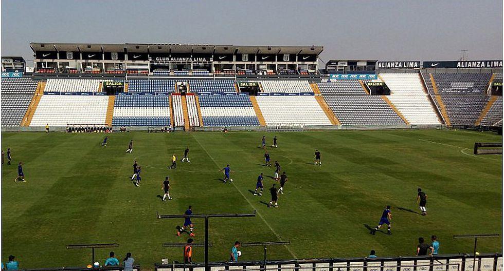 Alianza Lima no pudo con Coopsol en amistoso en Matute [FOTOS]