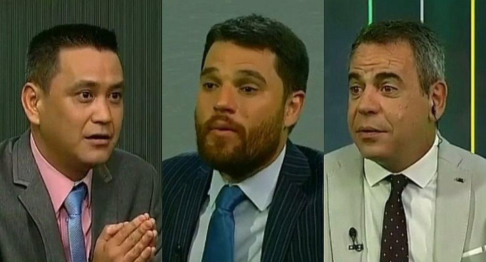 Daniel Kanashiro provocó molestia en periodistas venezolanos de Directv Sports tras comentario sobre el VAR