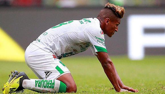 Selección peruana | Pedro Aquino no jugó en León por lesión: ¿llega para amistosos?