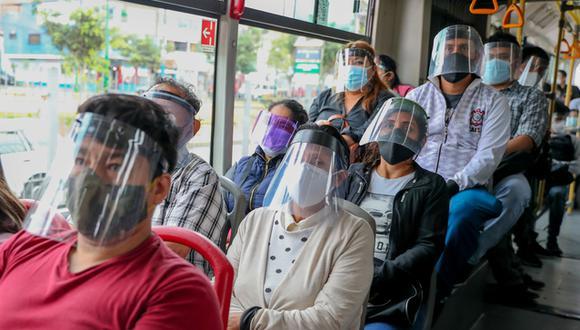 La ATU exhorta a la ciudadanía a no bajar la guardia frente al coronavirus (COVID-19). Foto: ATU
