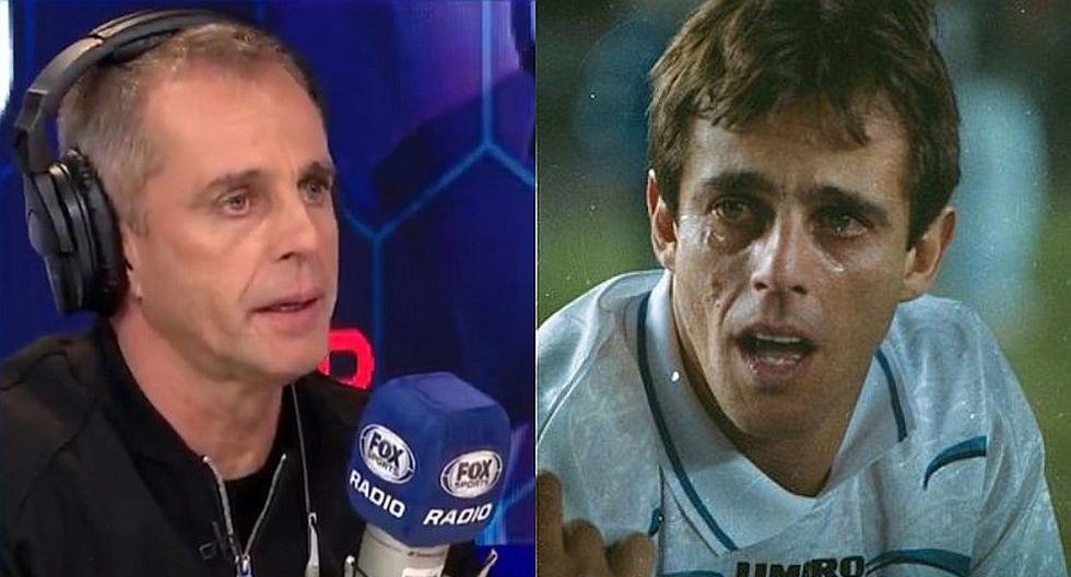 "Julinho entre lágrimas: ""Le traeré a Sporting Cristal la Copa Libertadores cuando sea técnico"" | VIDEO"