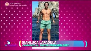 """Gianluca Lapadula es nominado al """"Míster Primavera 2021″"""