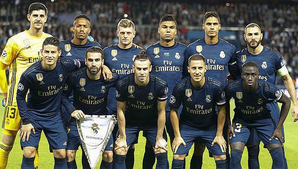 Champions League: PSG cortó una histórica racha de Real Madrid en torneos de Europa   FOTO
