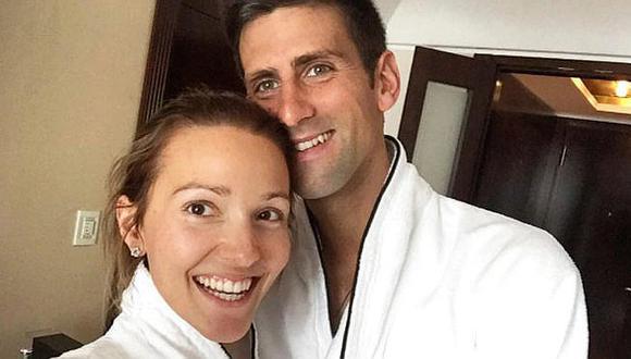 Novak Djokovic: tenista serbio fue padre por segunda vez