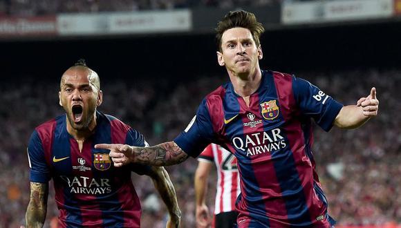 Barcelona: Lionel Messi y el golazo que ya dio la vuelta al mundo [VIDEO]